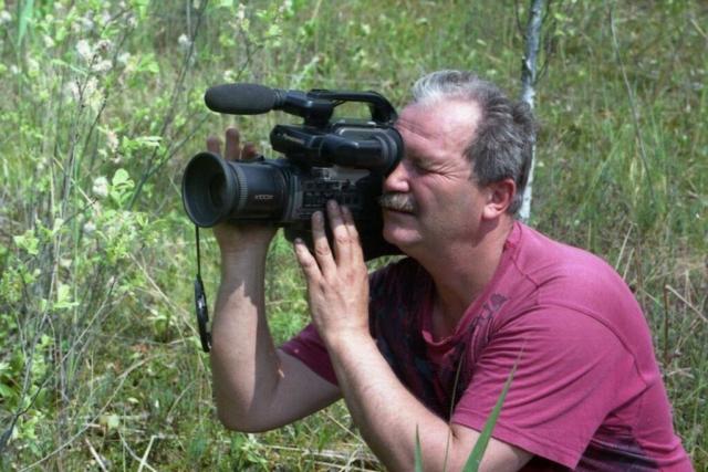 1997 год. Юрий Павлун снимает фильм.